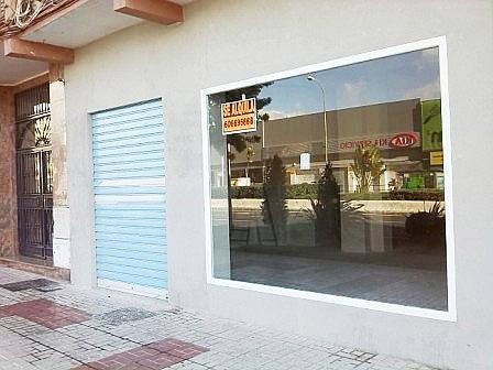 Local comercial en alquiler en calle Juan XXIII, La Unión-Cruz de Humiladero-Los Tilos en Málaga - 244399424
