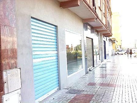Local comercial en alquiler en calle Juan XXIII, La Unión-Cruz de Humiladero-Los Tilos en Málaga - 244399458