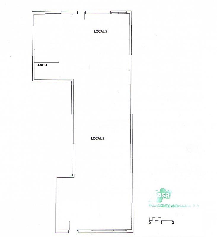 Local comercial en alquiler en calle Juan XXIII, La Unión-Cruz de Humiladero-Los Tilos en Málaga - 244399464