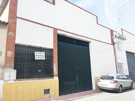 Nave industrial en alquiler en calle Ter, Polígonos-Recinto Ferial Cortijo de Torres en Málaga - 259603195