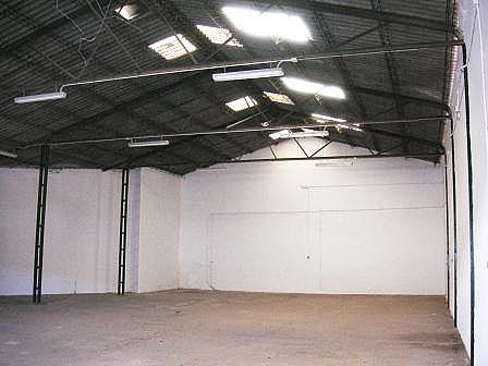 Nave industrial en alquiler en calle Ter, Polígonos-Recinto Ferial Cortijo de Torres en Málaga - 259603200