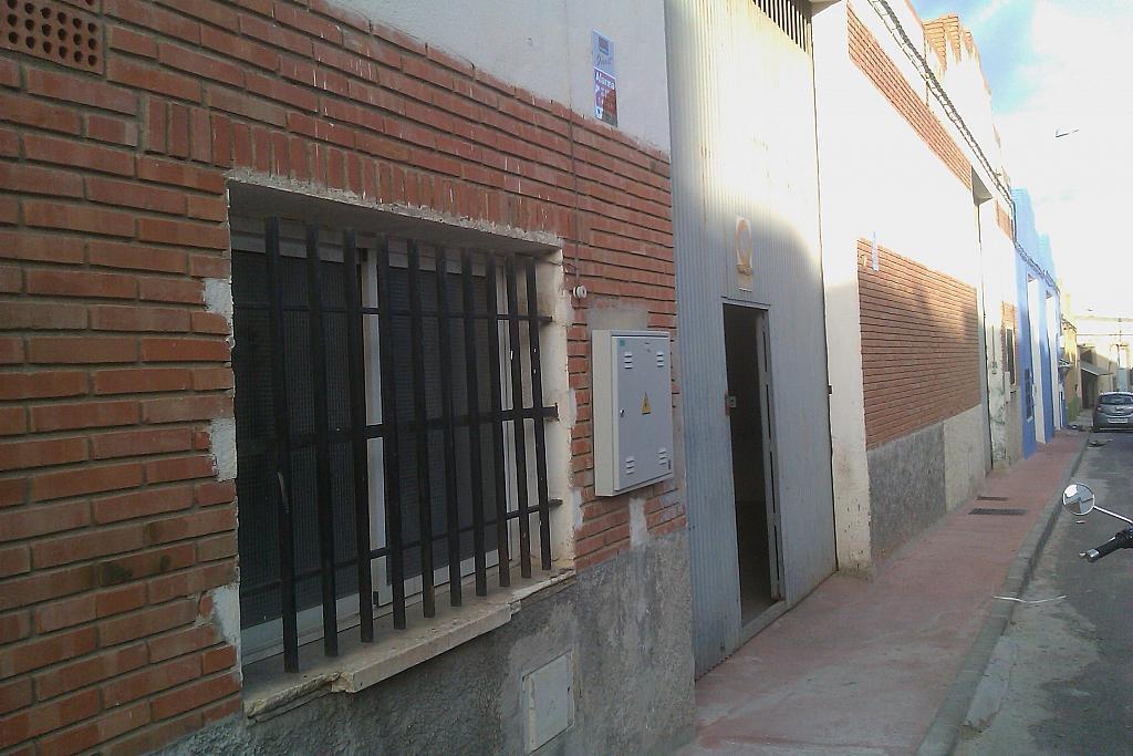 Nave industrial en alquiler en calle Alcalde Gomez Gomez, Polígonos-Recinto Ferial Cortijo de Torres en Málaga - 259603479