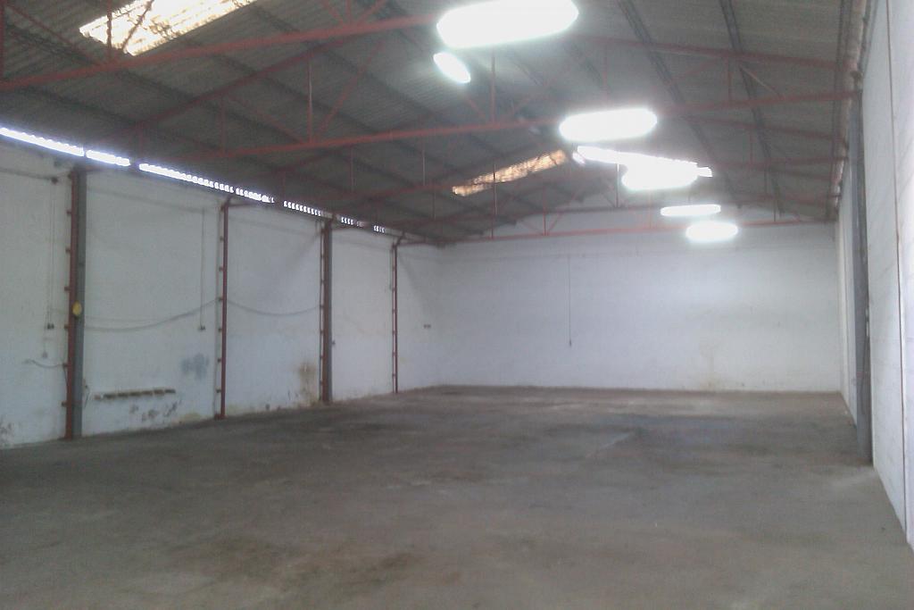 Nave industrial en alquiler en calle Alcalde Gomez Gomez, Polígonos-Recinto Ferial Cortijo de Torres en Málaga - 259603506