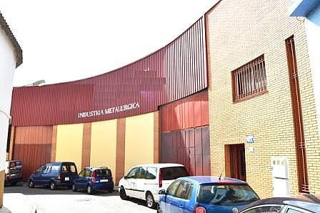 Nave industrial en alquiler en calle Navia, San Alberto-Tejar de Salyt en Málaga - 277621432
