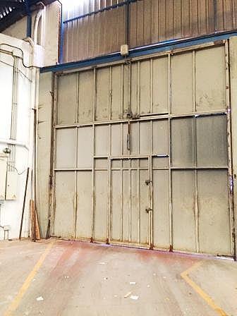 Nave industrial en alquiler en calle Navia, San Alberto-Tejar de Salyt en Málaga - 277621449