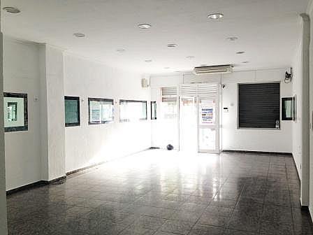 Local comercial en alquiler en calle Luis Barahona de Soto, Parque Mediterráneo-Santa Paula en Málaga - 283187364
