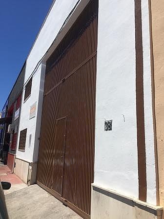 Nave industrial en alquiler en calle Canada, Polígonos-Recinto Ferial Cortijo de Torres en Málaga - 293100311