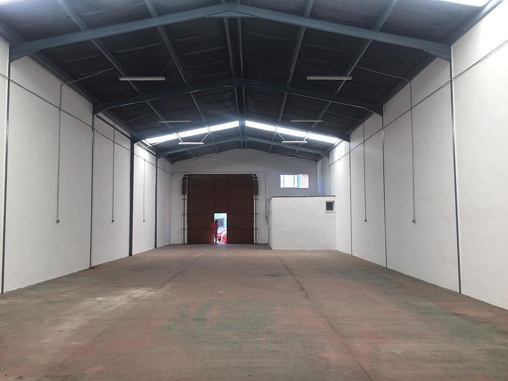 Nave industrial en alquiler en calle Canada, Polígonos-Recinto Ferial Cortijo de Torres en Málaga - 293100330