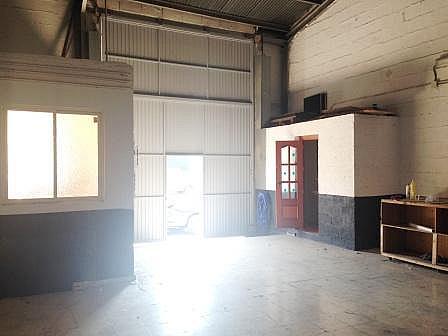 Detalles - Nave industrial en alquiler en calle Cuevas del Becerro, Cruz de Humilladero en Málaga - 177194784