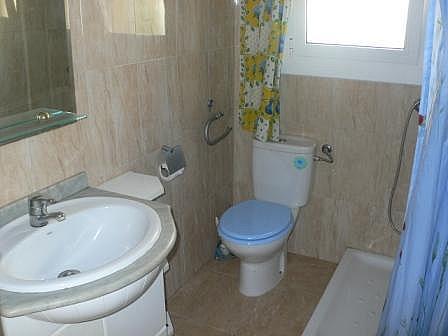 Baño - Apartamento en venta en calle Ramon de la Torre, Babilonia en Torredembarra - 275116909