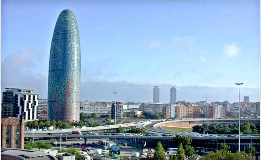 Oficina en alquiler en calle Meridiana, El Clot en Barcelona - 246832547