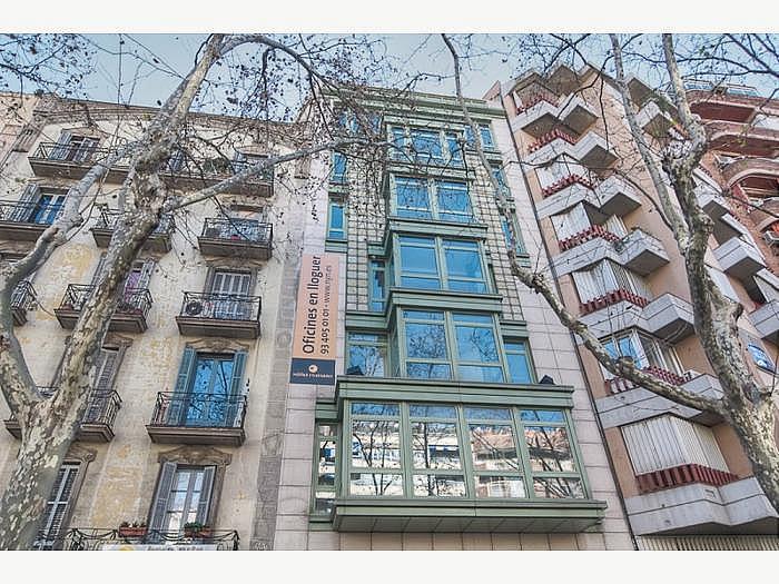 Oficina en alquiler en calle Diagonal, Eixample dreta en Barcelona - 277618757