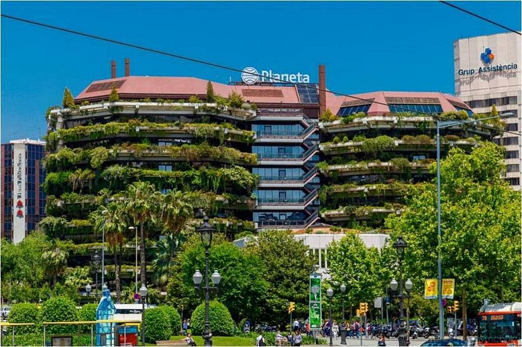 Oficina en alquiler en calle Diagonal, Les corts en Barcelona - 279718823