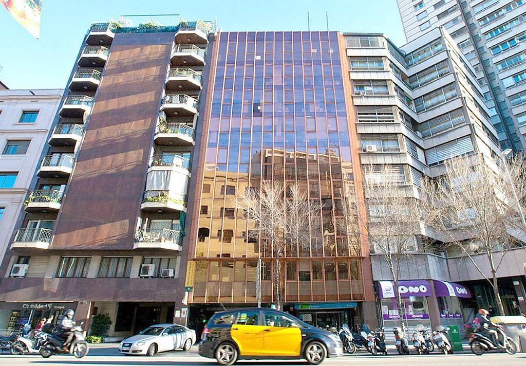 Oficina en alquiler en calle Aragó, Eixample esquerra en Barcelona - 280266956