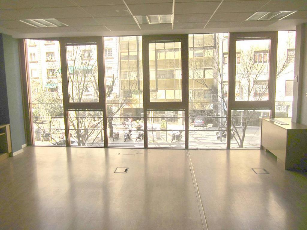 Oficina en alquiler en calle Aragó, Eixample esquerra en Barcelona - 280266957