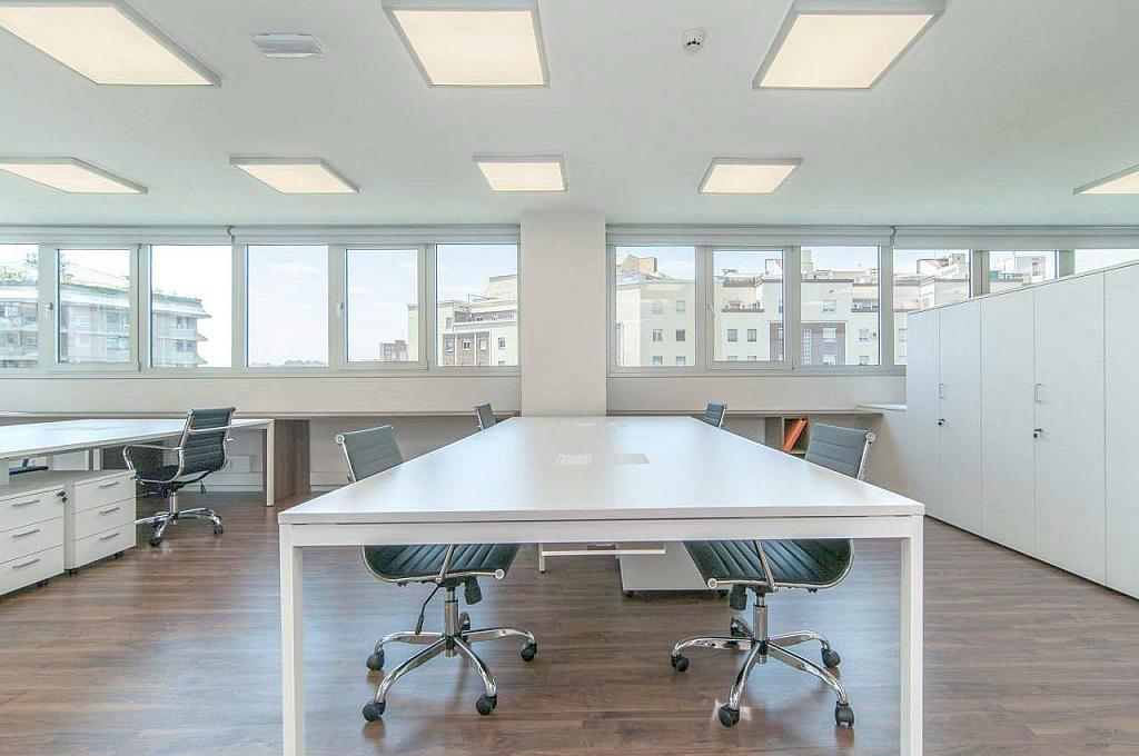 Oficina en alquiler en calle Meridiana, La Sagrera en Barcelona - 286899670