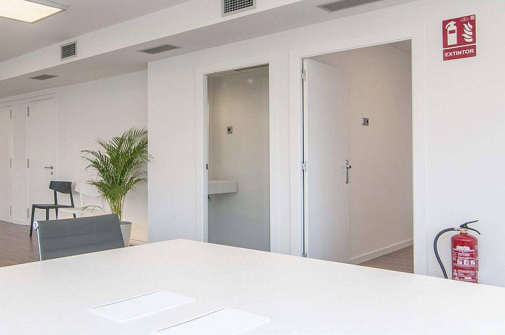 Oficina en alquiler en calle Meridiana, La Sagrera en Barcelona - 286899677
