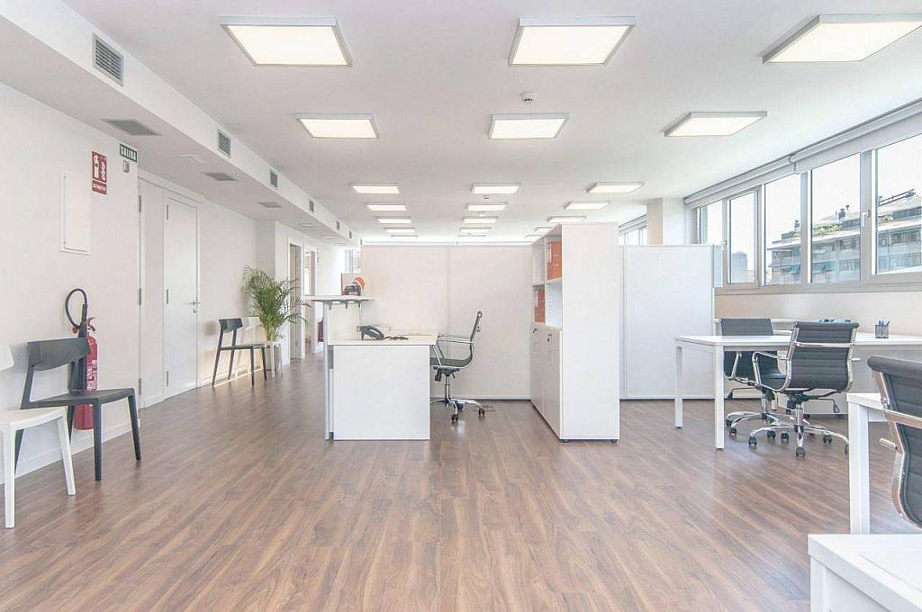 Oficina en alquiler en calle Meridiana, La Sagrera en Barcelona - 286899710
