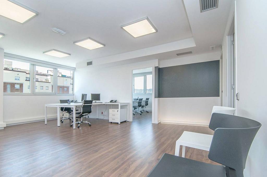 Oficina en alquiler en calle Meridiana, La Sagrera en Barcelona - 286899719