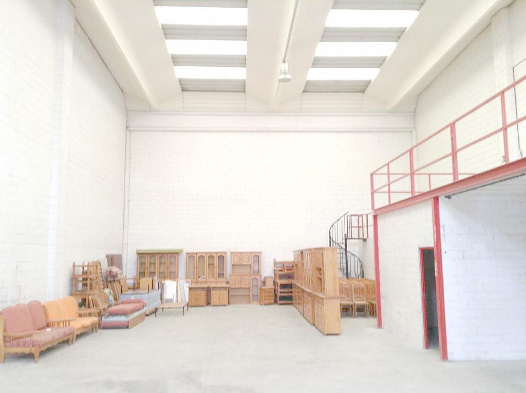 Nave en alquiler en calle Zona Industrial, Centre en Sabadell - 296233561