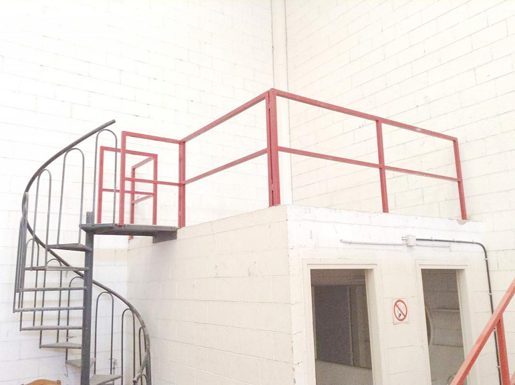 Nave en alquiler en calle Zona Industrial, Centre en Sabadell - 296233713