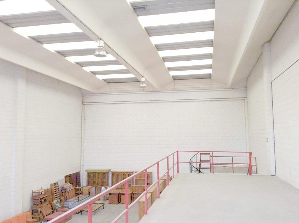 Nave en alquiler en calle Zona Industrial, Centre en Sabadell - 296233761
