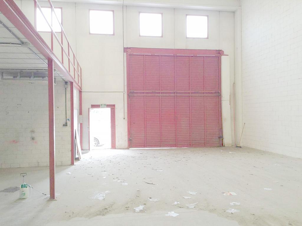 Nave en alquiler en calle Zona Industrial, Centre en Sabadell - 296233858