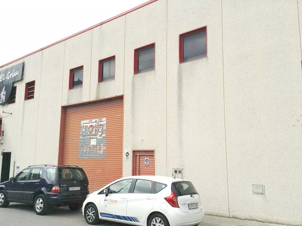 Nave en alquiler en calle Zona Industrial, Centre en Sabadell - 296233866