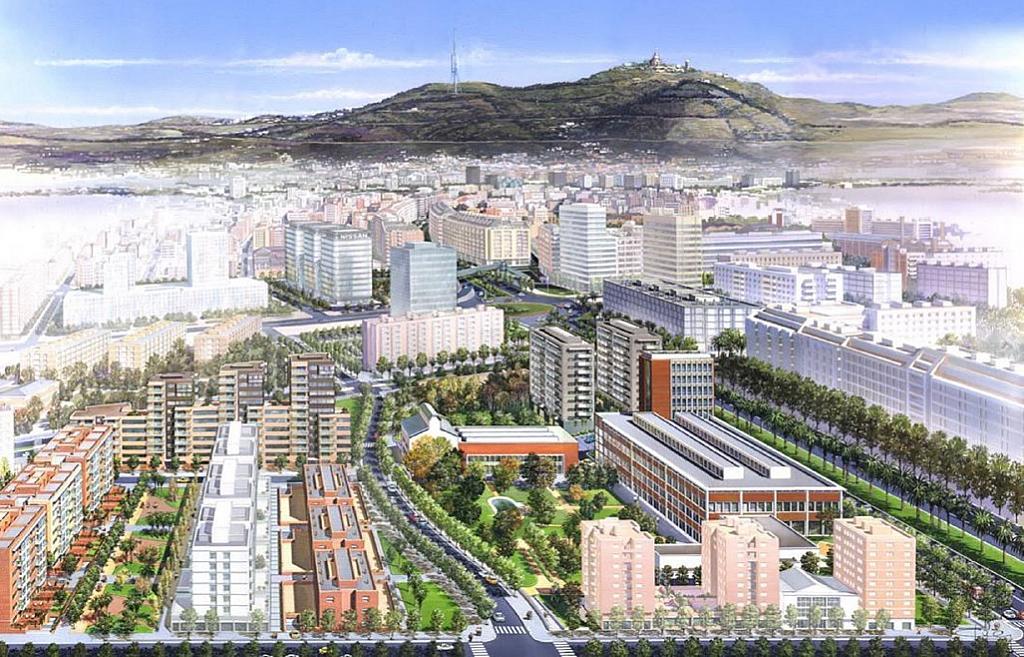 Oficina en alquiler en paseo Zona Franca, La Marina de Port en Barcelona - 303117421