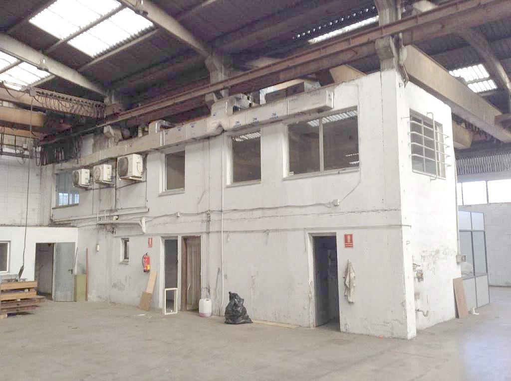 Nave en alquiler en calle Santiga, Barbera del Vallès - 320164281
