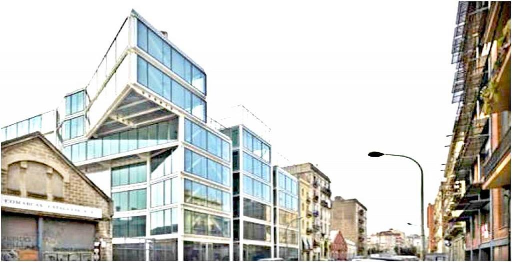 Oficina en alquiler en calle Pujades, Provençals del Poblenou en Barcelona - 328497480