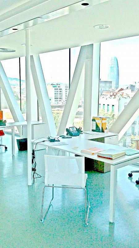 Oficina en alquiler en calle Pujades, Provençals del Poblenou en Barcelona - 328497484