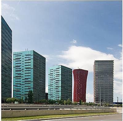 Oficina en alquiler en plaza Europa, Gran Via LH en Hospitalet de Llobregat, L´ - 344828335
