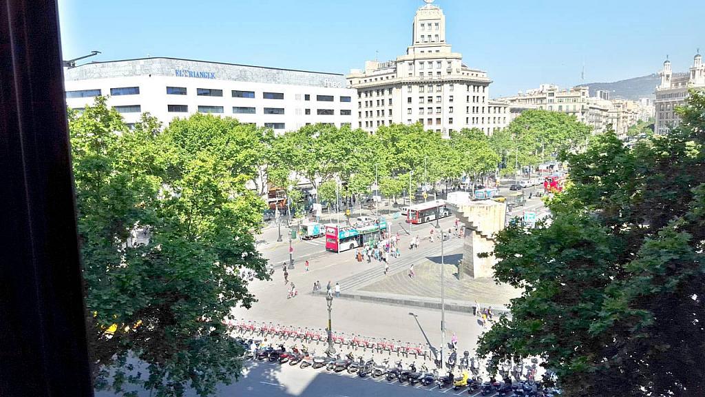 Oficina en alquiler en plaza Catalunya, Ciutat  Vella en Barcelona - 371228305