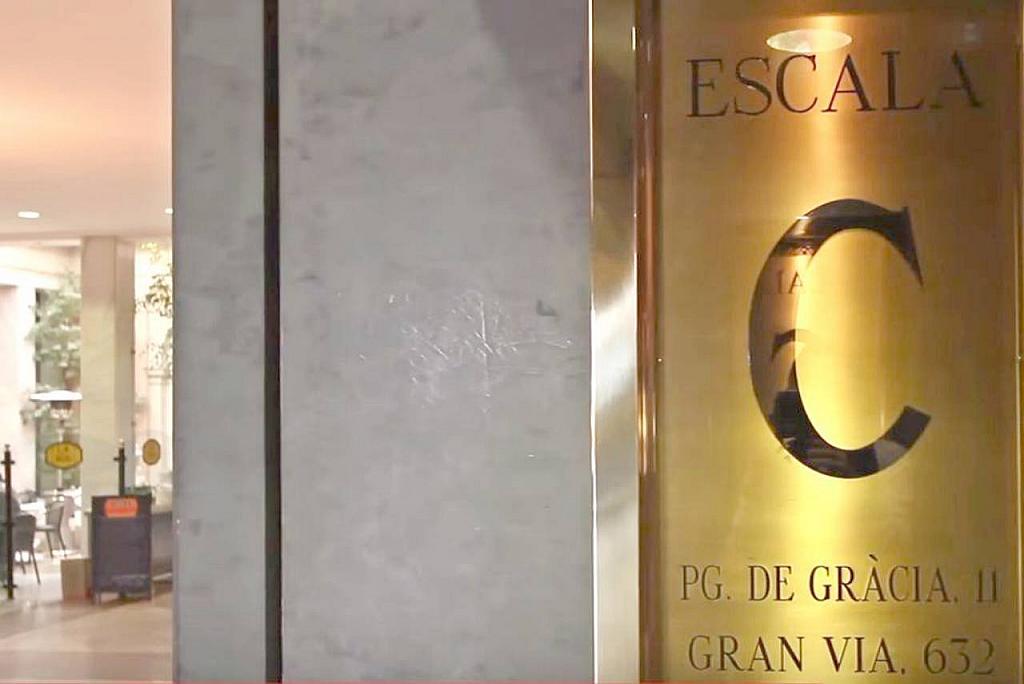 Oficina en alquiler en paseo Gracia, Eixample dreta en Barcelona - 373176113