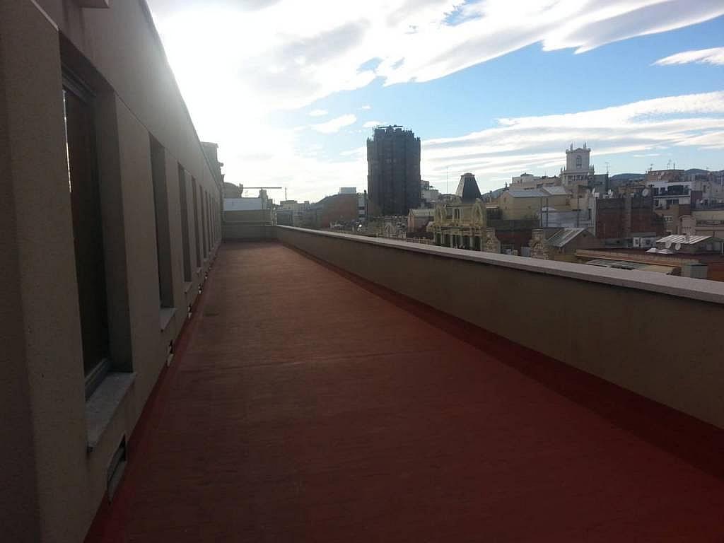 Oficina en alquiler en ronda Sant Pere, Eixample dreta en Barcelona - 383135963