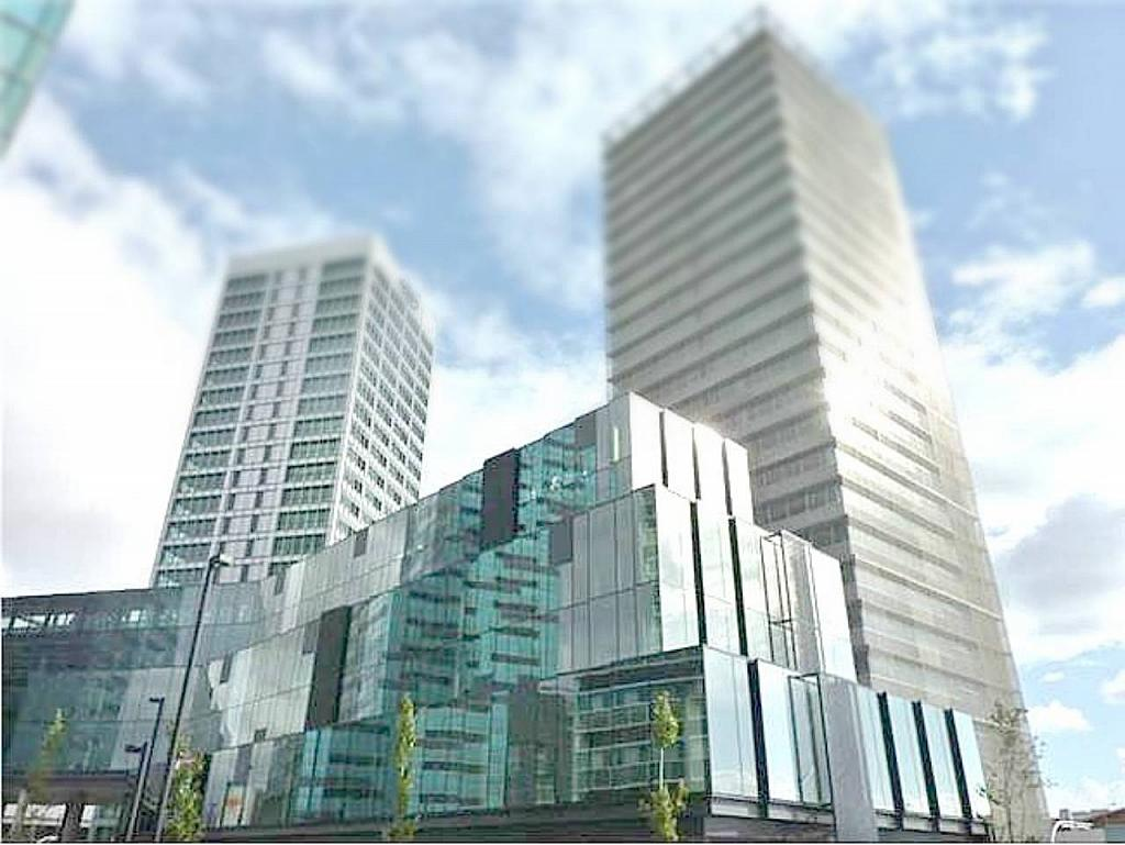 Oficina en alquiler en plaza Europa, Gran Via LH en Hospitalet de Llobregat, L´ - 384595379