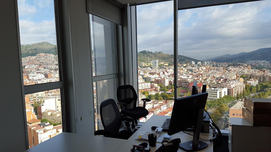 Oficina en alquiler en calle Rio de Janeiro, Porta en Barcelona - 218879925