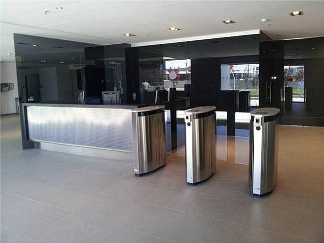 Oficina en alquiler en plaza Europa, Hospitalet de Llobregat, L´ - 128947163