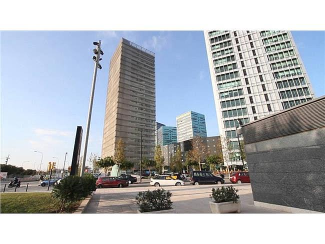 Oficina en alquiler en plaza Europa, Hospitalet de Llobregat, L´ - 128947171