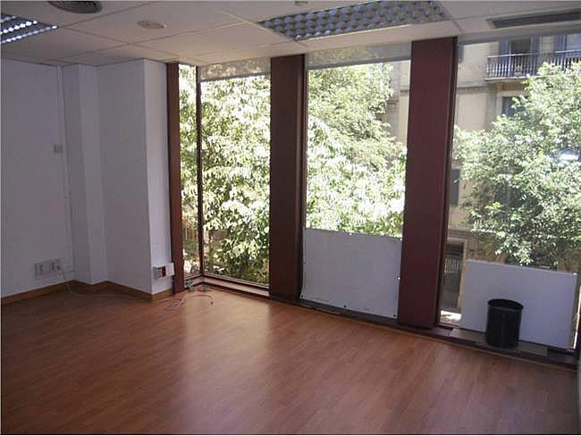 Oficina en alquiler en calle Consell de Cent, Barcelona - 138724620