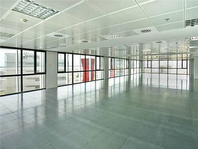Oficina en alquiler en calle Plaza Europa, Hospitalet de Llobregat, L´ - 140529904
