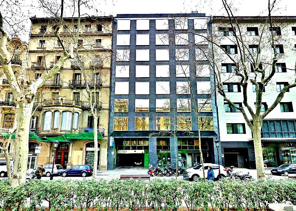 Oficina en alquiler en calle Gran Vía, Eixample dreta en Barcelona - 223172572