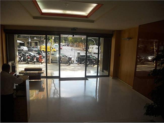 Oficina en alquiler en calle Doctor Ferran, Barcelona - 157812853