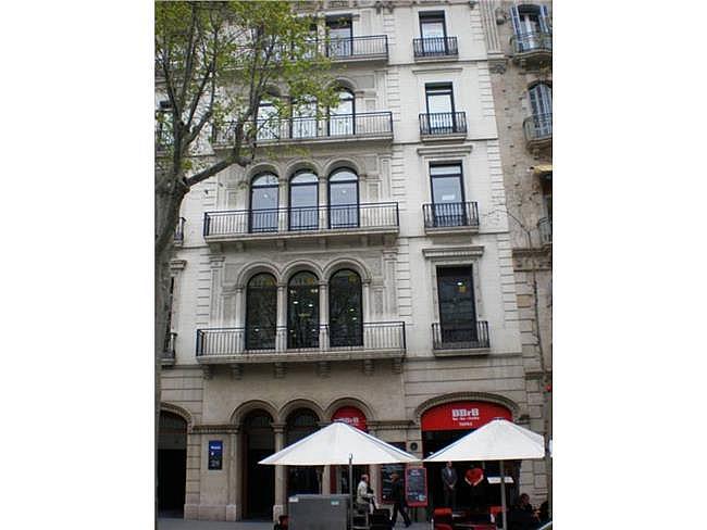Oficina en alquiler en calle Passeig de Gracia, Barcelona - 171490424