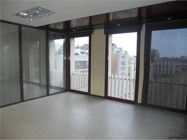 Oficina en alquiler en calle Valencia, Eixample dreta en Barcelona - 177284285