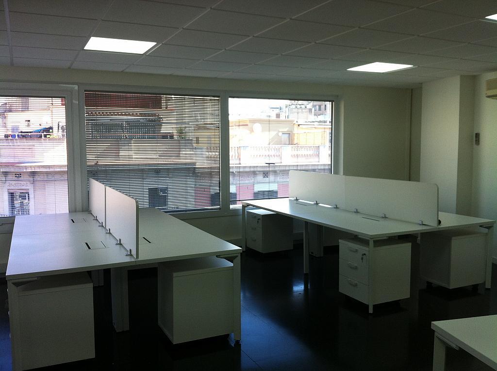 Oficina en alquiler en calle Balmes, Eixample dreta en Barcelona - 194550783
