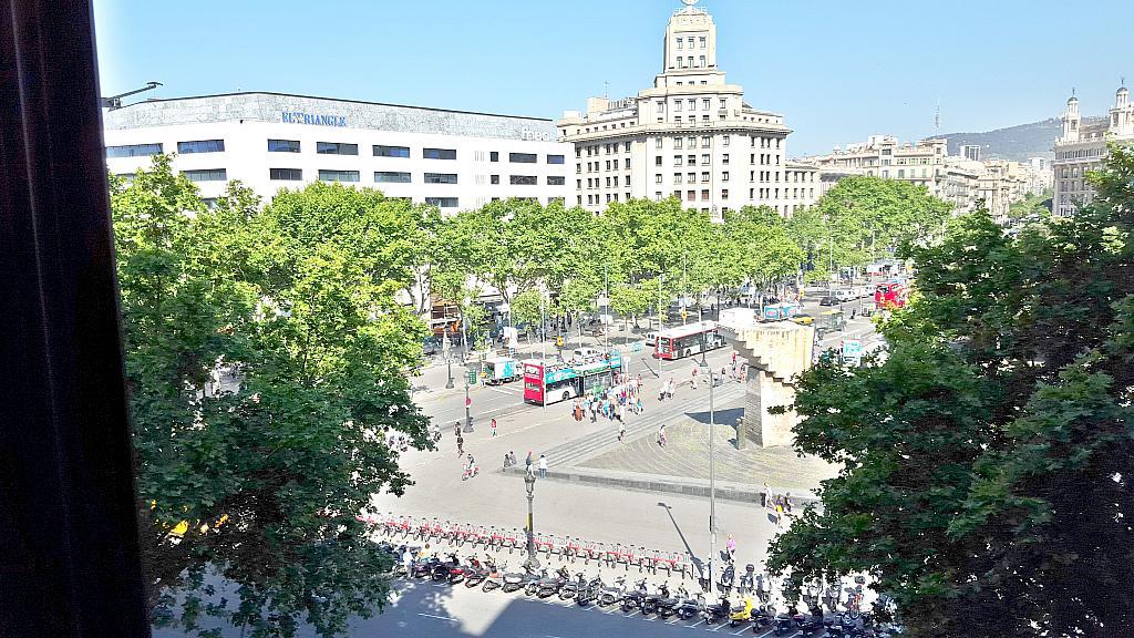 Oficina en alquiler en plaza Catalunya, Eixample dreta en Barcelona - 241815796