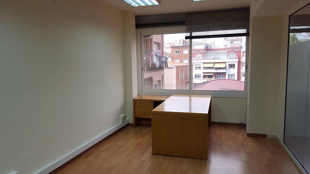 Oficina en alquiler en calle Balmes, Sant Gervasi – Galvany en Barcelona - 214139060