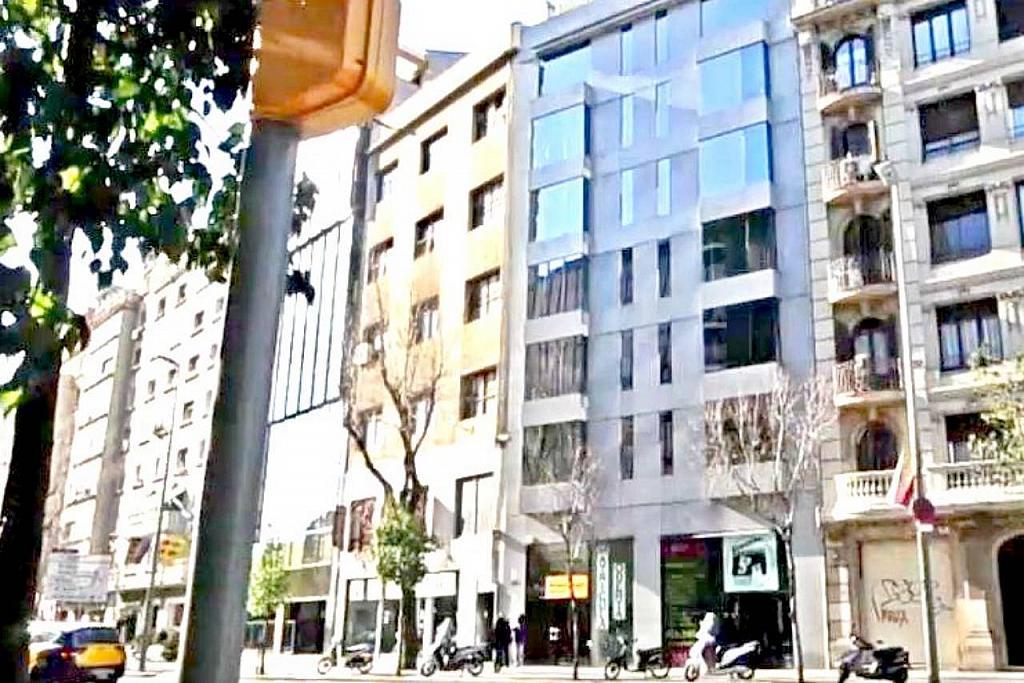 Oficina en alquiler en calle Aragó, Eixample esquerra en Barcelona - 264375572